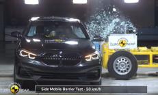 2019 Yeni BMW 1 Serisi Euro NCAP'ten Tam Puan Aldı