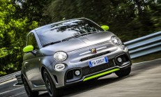 2020 Yeni Fiat 595 Abarth Pista Özellikleri ile Tanıtıldı