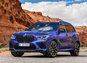 2020 Yeni Kasa BMW X5 M Competition Teknik Özellikleri Açıklandı