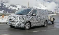 2020 Yeni Kasa Volkswagen Transporter T7 Görüntülendi