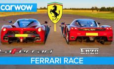 Bu Yarış Kaçmaz! Ferrari Enzo – LaFerrari