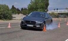 Jaguar I-Pace Geyik Testi Yayınlandı