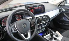 Makyajlı 2020 BMW 5 Serisinin Kokpiti Görüntülendi
