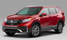 Makyajlı 2020 Honda CR-V Özellikleri ile Tanıtıldı