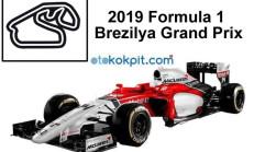 2019 Formula 1 Brezilya Grand Prix Hangi Gün Saat Kaçta?
