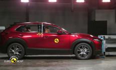 2019 Mazda CX-30 Euro NCAP Testi Yayınlandı