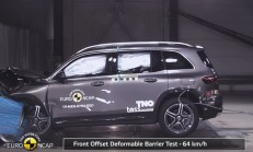 2019 Mercedes-Benz GLB Euro NCAP Sonuçları Yayınlandı