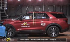 2019 Yeni Ford Explorer Euro NCAP Sonuçları Yayınlandı