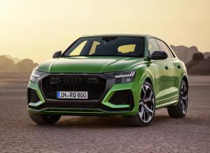 2020 Yeni Audi RS Q8 Özellikleri ile Tanıtıldı