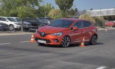 2020 Yeni Renault Clio 5 Geyik Testi Yayınlandı