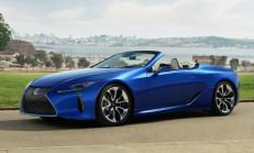 2021 Lexus LC 500 Convertible Özellikleri ile Tanıtıldı