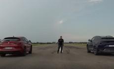 Hangisi Geçer? Alfa Romeo Stelvio Quadrifoglio – Lamborghini Urus