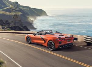 2020 Chevrolet Corvette C8 Stingray Convertible Özellikleri ile Tanıtıldı