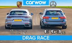 Hangisi Geçer? Porsche Panamera Turismo – Mercedes-AMG E63 S Wagon