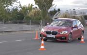 Yeni BMW 1 Serisi Geyik Testi Yayınlandı