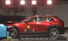 2019 Mazda CX-30, Euro NCAP'ten Tam Not Aldı