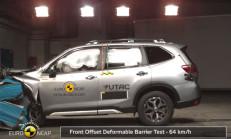 2019 Subaru Forester Euro NCAP Sonuçları Açıklandı