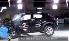 2019 Yeni Nissan Juke Euro NCAP Sonuçları Yayınlandı