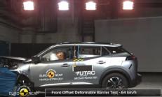 2019 Yeni Peugeot 2008, Euro NCAP'ten Zor Kurtardı