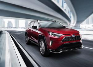 302 Beygirlik Hibrit 2020 Toyota RAV4 Prime Tanıtıldı