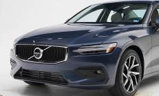 2020 Volvo S60, TOP SAFETY PICK+ Ödülünü Aldı