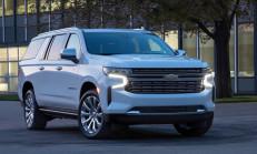 2021 Yeni Chevrolet Suburban Özellikleri ile Tanıtıldı