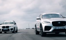 Hangisi Geçer? BMW X3 M Competition xDrive – Jaguar F-Pace AWD SVR
