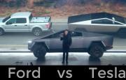 Hangisi Çeker? Tesla Cybertruck – Ford F 150