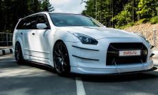 Nissan GT-R R35 Vagon Mu?