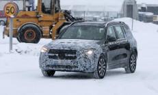 Yeni Mercedes-Benz EQB Testte Görüntülendi