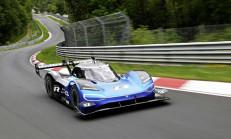Yılın Elektrikli Yarış Otomobili Belli Oldu