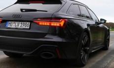 2020 Audi RS6 (C8) 0-305 km/s Hızlanması