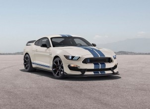 2020 Ford Mustang Shelby GT350 Heritage Edition Tanıtıldı