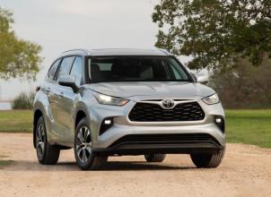 2020 Model Toyota Highlander Özellikleri ile Tanıtıldı
