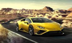Arkadan İtişli 2020 Lamborghini Huracan Evo RWD Tanıtıldı