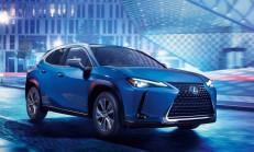 Elektrikli 2021 Lexus UX 300e Özellikleri Açıklandı