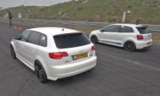 Hangisi Geçer? 455 BG Audi RS3 – Volkswagen Polo R WRC – RS6 – A45