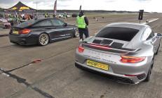 Devler Yarışıyor: 600 BG BMW M4 F82 – Porsche 991 Turbo S – Mclaren 720s
