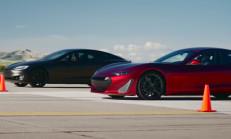 Hangisi Geçer? Drako GTE – Tesla Model S P100D