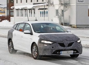 Makyajlı 2020 Renault Megane Görüntülendi