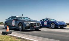 Hangisi Geçer? Mercedes-AMG GT63 S 4Matic+ – Porsche 911 Carrera S