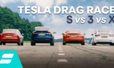 Hangisi Geçer? Tesla Model 3 – Model S – Model X – Model 3 Performance
