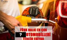 Türkiye'de En Çok Hangi Yakıt Türü Tercih Ediliyor?