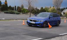 2019 BMW 3 Serisi Touring Geyik Testi Yayınlandı