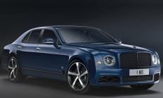 2020 Bentley Mulsanne 6.75 Edition by Mulliner Özellikleri ile Tanıtıldı