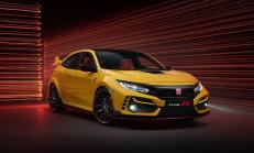 2020 Yeni Honda Civic Type R Limited Edition Özellikleri ile Tanıtıldı