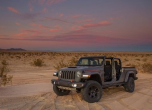 2020 Yeni Jeep Gladiator Mojave Özellikleri ile Tanıtıldı