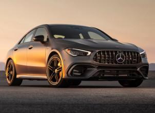 2020 Yeni Kasa Mercedes- AMG CLA45 Özellikleri ile Tanıtıldı