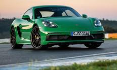 2020 Yeni Porsche 718 Cayman GTS 4.0 Özellikleri ile Tanıtıldı