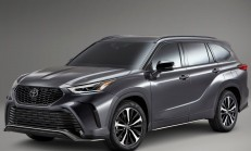2021 Yeni Toyota Highlander XSE Özellikleri ile Tanıtıldı
